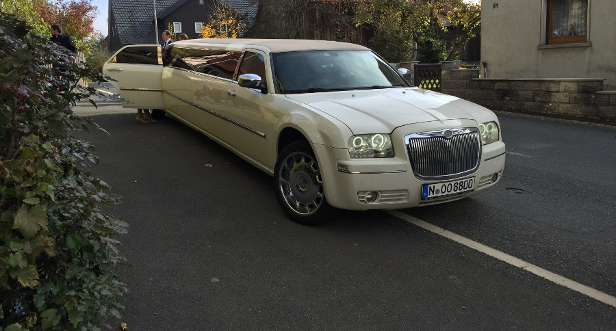 Chrysler Bentley Luxus Exotic-Stretchlimousine